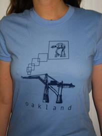 AT-AT Oakland T-shirt