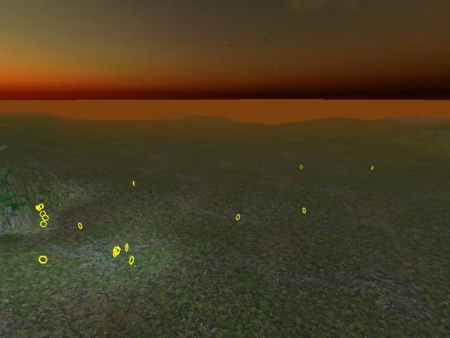 Second Life Gold Rings Worm Screenshot