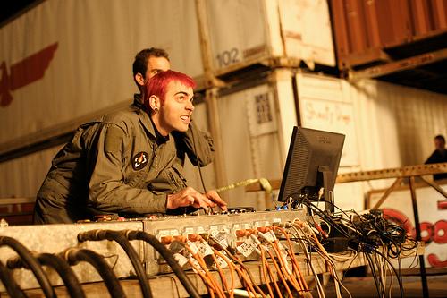 Fire Art DJ