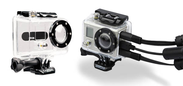 Additional GoPro Housings