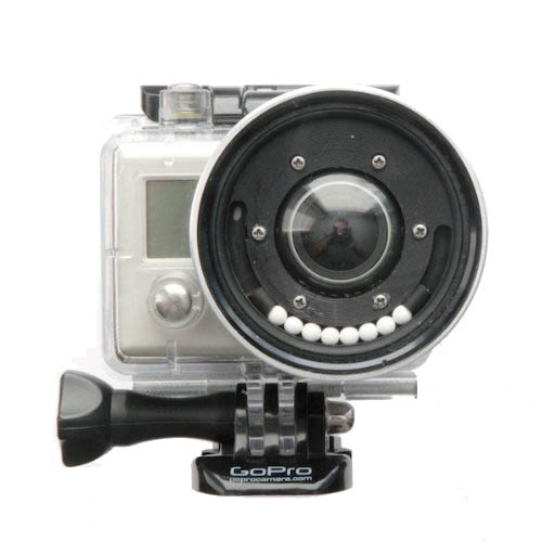 BlurFix GoPro Adapter